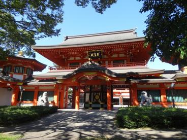 千葉神社の画像1