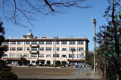 東浅川小学校の画像1