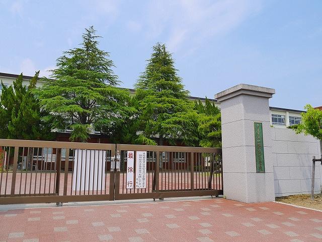 奈良市立一条高等学校の画像