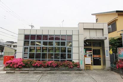高槻市立竹の内郵便局の画像1