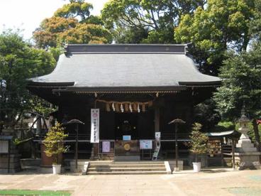 太子堂八幡神社の画像1