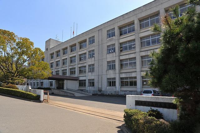 奈良県立高円高等学校の画像