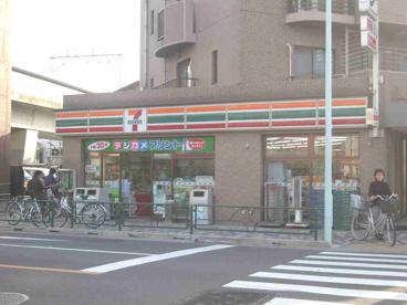 セブンイレブン新柴又駅前の画像1