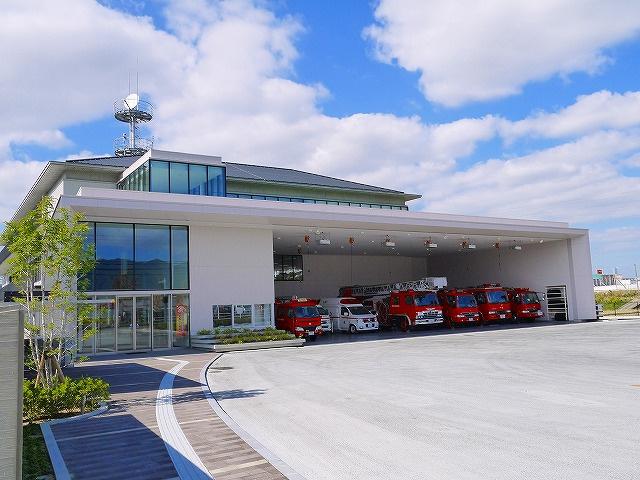 奈良県広域消防組合 天理消防署の画像