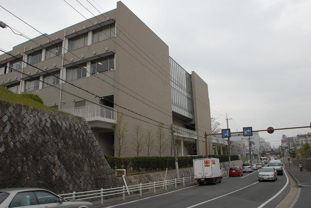 私立帝塚山中学校の画像