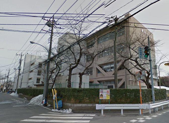 戸田市立 喜沢小学校の画像