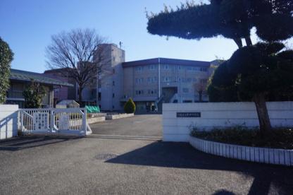 川越市立野田中学校の画像1