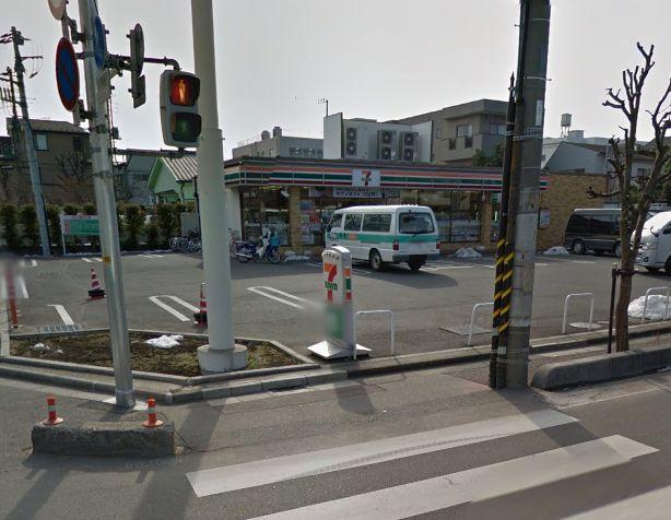 セブンイレブン戸田喜沢1丁目店の画像