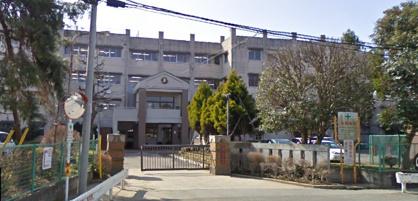 川越市立城南中学校の画像1