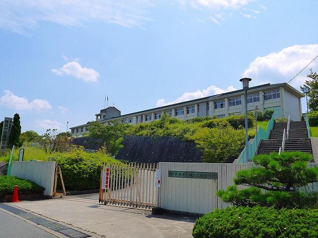 奈良県立登美ヶ丘高等学校の画像