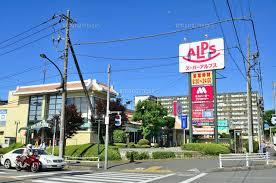 スーパーアルプス はざま店の画像1
