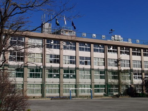 尾久小学校の画像