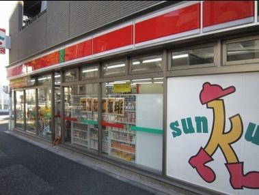 サンクス南大塚3丁目店の画像