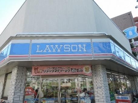 ローソン 東尾久五丁目の画像