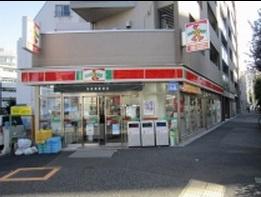 サンクス南大塚店の画像1