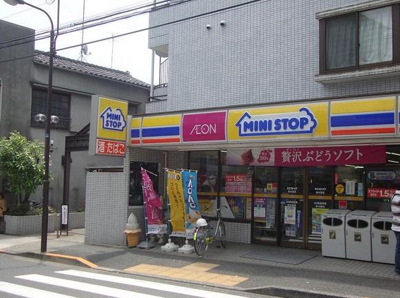ミニストップ新大塚店の画像