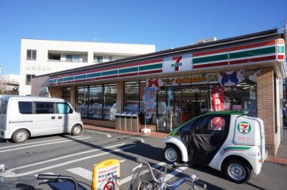 セブンイレブン川越霞ケ関東1丁目店の画像1