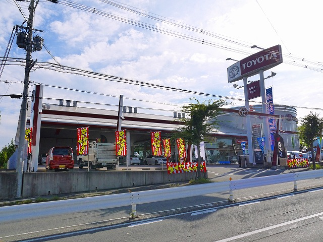 奈良トヨタ 押熊店の画像