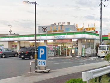 ファミリーマート茨木横江店の画像1
