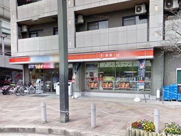 ローソン LP_モノレール摂津駅前の画像1