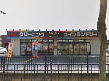 (株)シルキードライ 真砂店の画像1