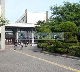 大阪府立勝山高等学校の画像1