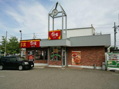 すき家2国明石天文町店の画像