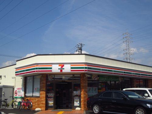 セブン−イレブン 明石魚住金ケ崎店の画像