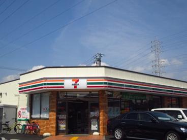セブン−イレブン 明石魚住金ケ崎店の画像1