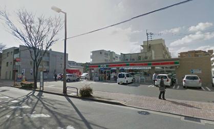サンクス福岡西南学院前店の画像1