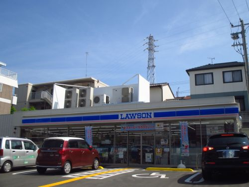 ローソン 明石魚住町西岡の画像