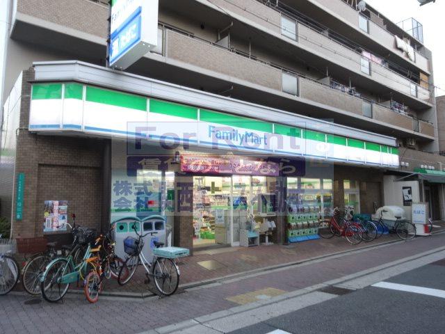 ファミリーマート 大今里店の画像