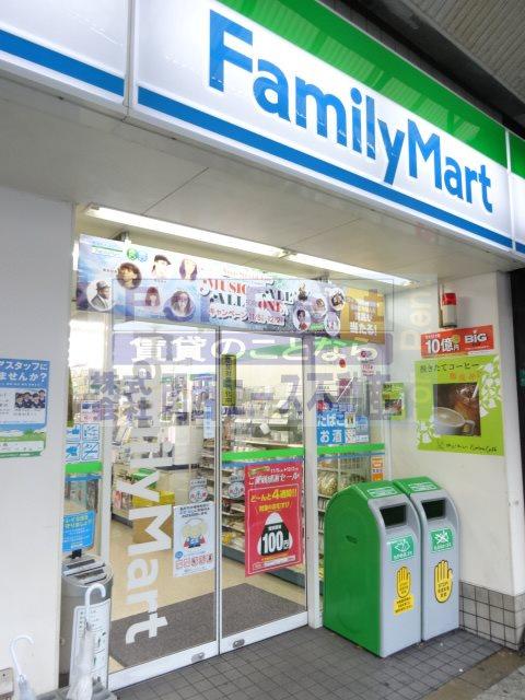 ファミリーマート 鶴橋店の画像