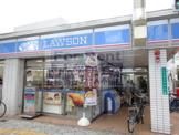 ローソン 鶴橋駅前