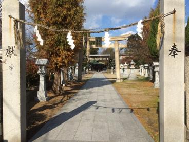 彌榮神社の画像2