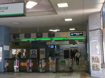 近鉄奈良線 八戸ノ里駅の画像2