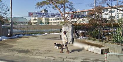 川越市立福原中学校の画像1