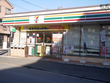 セブンイレブン川越岸町店の画像1