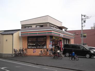 セブンイレブン川越東田町店の画像1
