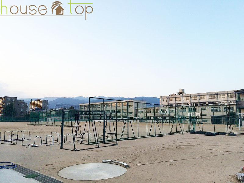 西宮市立浜脇中学校の画像