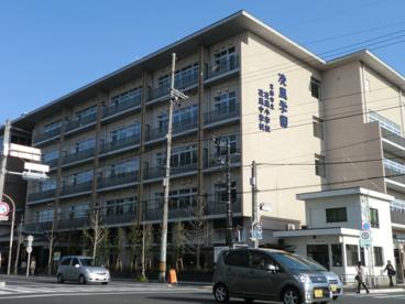 京都市立 凌風小学校の画像1