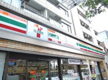 セブン−イレブン 北区昭和町店の画像1