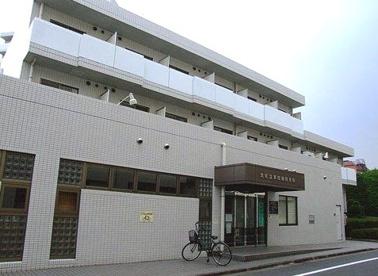 北区立東田端図書館の画像1