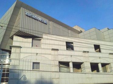 北区立滝野川西図書館の画像1