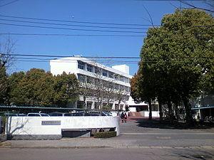 茨城県立竹園高校の画像1