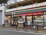 セブンイレブン 板橋蓮沼店