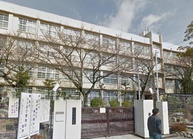 尼崎市立園田中学校の画像1