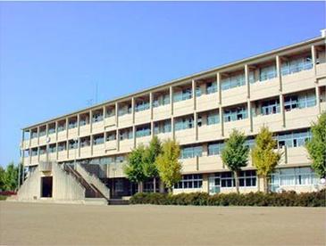 牛久市立牛久南中学校の画像1