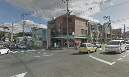 ファミリーマート七隈四つ角店の画像1