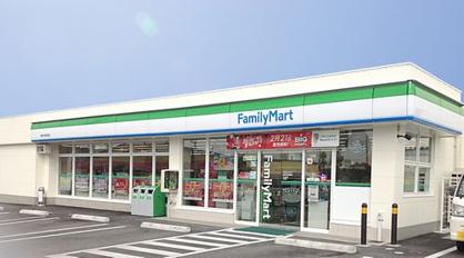 ファミリーマ-ト中延二丁目店の画像1